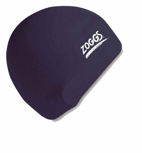 Zoggs - Gorro de natación, de silicona, Unisex adulto, Silicone Cap,