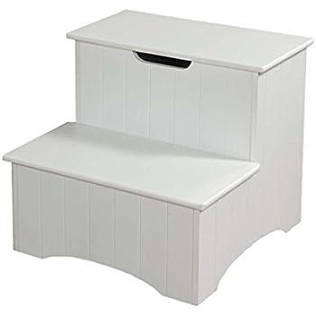 Ikea Bekvam Step Stool White 50 Cm Amazon Co Uk