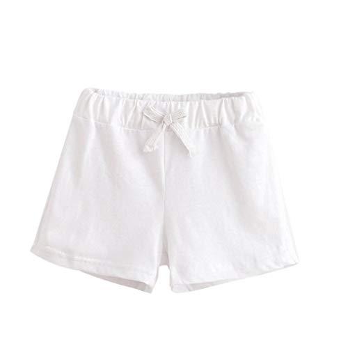 Gusspower Verano Niños Pantalones Cortos Algodón