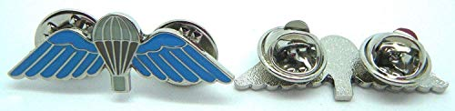 Fallschirmjäger-flügel (Fallschirm Flügel Fallschirmjäger Emaille-Abzeichen Anstecknadel)