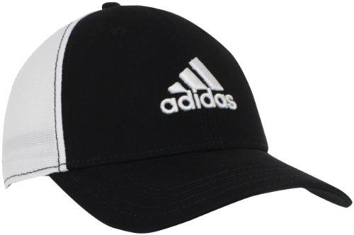 Casquette Homme Adidas Golf Flyer 4.0 - Noir/Blanc