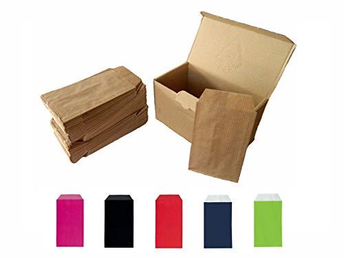Yearol K04. 250 Sobres bolsas papel kraft