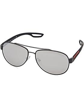 Prada Gafas de sol PS55QS Gris, 59