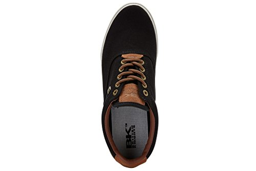 British Knights Decoy, Sneakers basses homme Noir/cognac