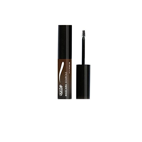 Maquillage Yeux - Mascara Sourcils Marron - Fabrication Européenne