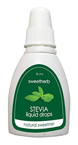 Sweetherb Stevia Sugarfree Liquid - 15 ml