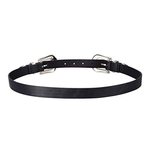Zoom IMG-1 hbf cintura donna elegante accessori