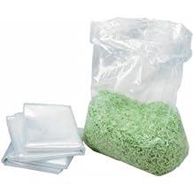HSM Plastikbeutel für Aktenvernichter 525x425x1100mm VE=10 Stück