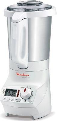 J'ai testé pour vous… le Moulinex Soup&Co, blender chauffant pour soupe