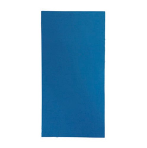 Verzierwachsplatten blau 10 Stück 200x100 mm – Wachsplatten zum Kerzen dekorieren