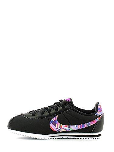 Nike Mädchen 859565-001 Turnschuhe Schwarz