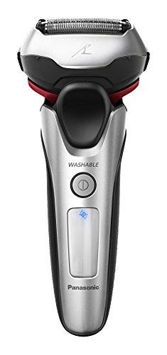 Trocken Panasonic Nass (Panasonic ES-LT2N Trocken-/ Nassrasierer ES-LT2N mit ultraflexiblem 3D-Scherkopf / Bartdichten-Sensor / Linearmotor)
