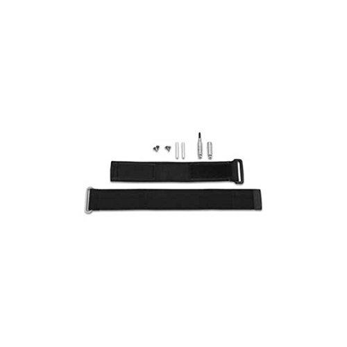 Garmin Wechselarmband für fenix 3 - Schwarz, Textil, Regular