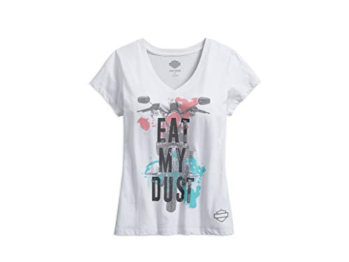 Harley Davidson T-Shirt Eat My Dust, M