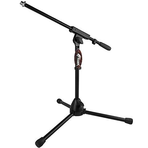 Tiger MCA49-BK Pied Microphone de Table - Noir