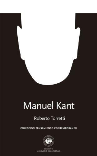 Manuel Kant (Ediciones UDP) por Roberto Torretti