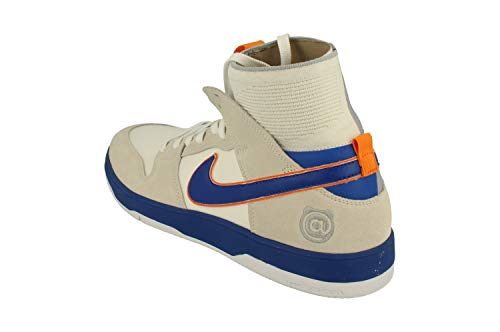 best service 449fc f2bda Nike SB Dunk High Elite QS Men's Skateboarding Shoe - White