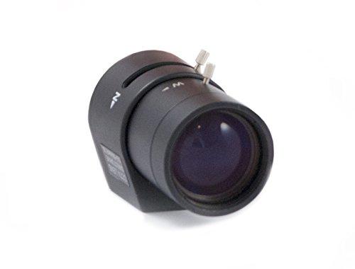 UNIVERSAL CCTV KAMERA CS MOUNT VARIFOCAL AUTO IRIS LENS 5-50MM FÜR SAMSUNG BOSCH HIKVISION ETC - Cs-mount Auto-iris