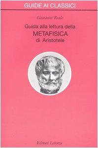 Guida alla lettura della metafisica di Aristotele