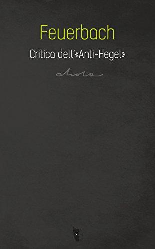 Critica dell'Anti-Hegel