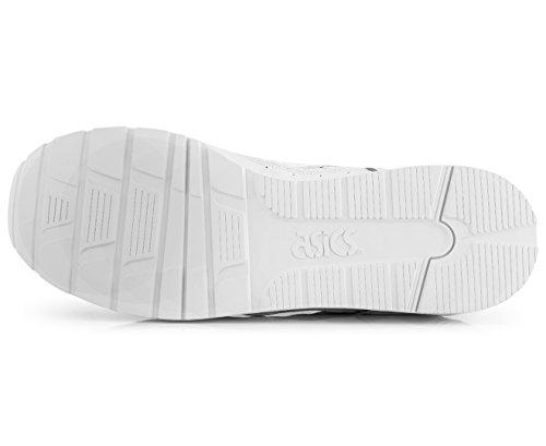 Asics Gel-Lyte, Chaussures de Running Homme Blanc Cassé (Whitewhite 0101)