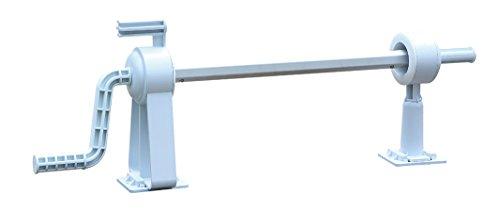 International Pool Protection - Aufroller für Hochbecken, maximale Umfang 5,5 m