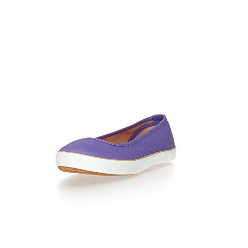 Ethletic Fair Dancer Collection 17 – Farbe purple rain aus Bio-Baumwolle – vegane & nachhaltige Schuhe - 2