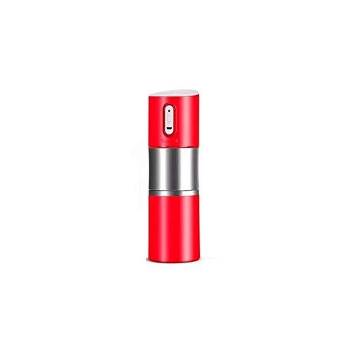 Elektrische kaffeemaschine tragbare elektrische kaffeemaschine USB - ladegerät kaffeemaschine Edelstahl - schleifer Outdoor, Rot