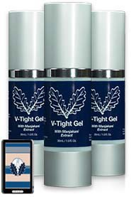 V-Tight Gel With manjakani extract (pack of 3) - Gel-tight