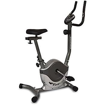 Movi Fitness MF604 Bicicleta, Unisex Adulto, Gris, 83x43x117 cm ...