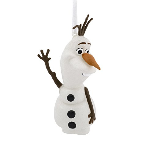Hallmark Disney Frozen Olaf Holiday Ornament (Ornament Disney Christmas Frozen)
