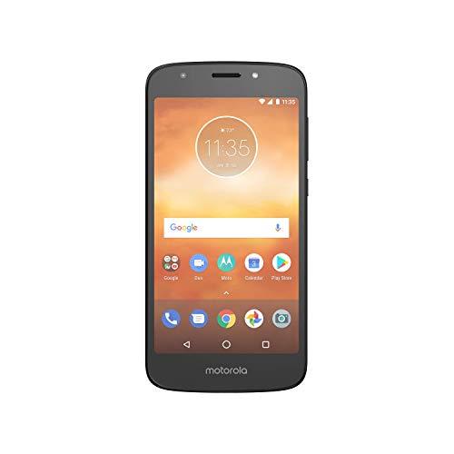 "Motorola Moto E5 Play, Smartphone de 5.3"" (memoria interna de 16 GB, 1 GB de RAM, Cámara de 8 MP, Android), Negro"