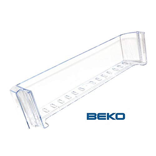 Mensola Balconcino Porta Bottiglie Frigorifero Beko 435x90x98