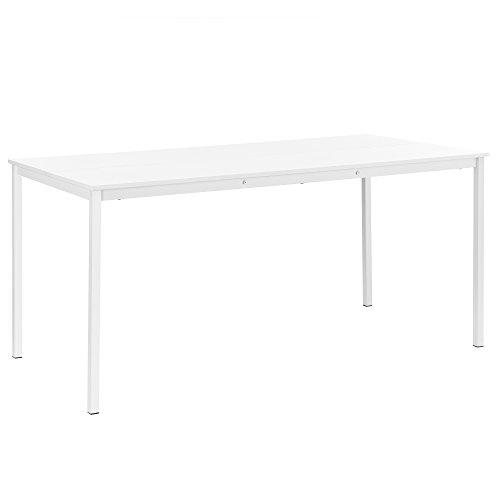 [en.casa]®] Mesa de Comedor de diseño Elegante