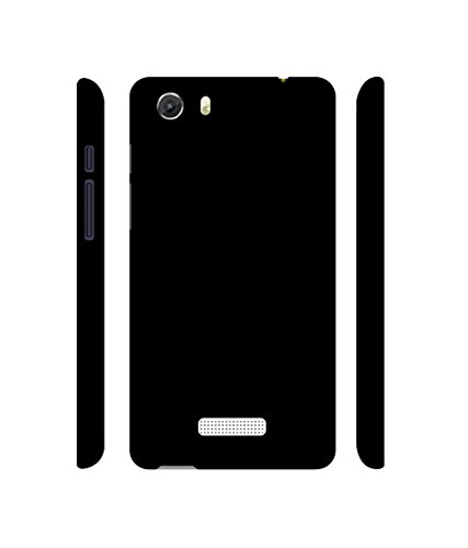 Casotec 3D Printed Hard Back Case Cover for Micromax Canvas Unite 3 Q372