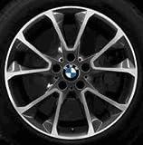 Original BMW Alufelge X5 F15 Sternspeiche 449 in 19 Zoll