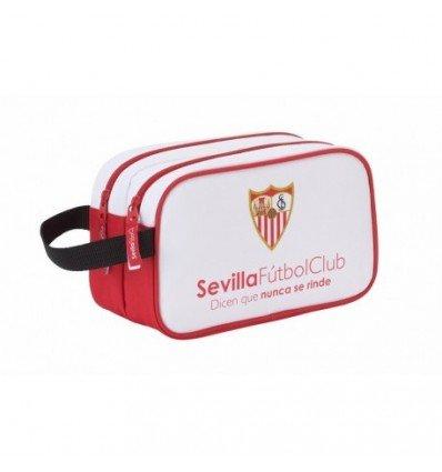 Neceser Doble Sevilla FC Adaptable