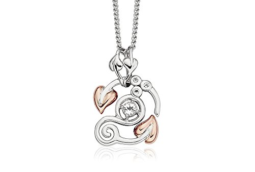 clogau-925-sterling-silver-and-10k-rose-gold-white-topaz-origin-pendant-necklace-18-2-extender