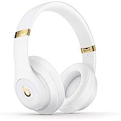 Beats Studio3 Casque sans Fil, Blanc