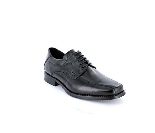 LLOYD  18-374-00, Chaussures de ville à lacets pour homme Schwarz