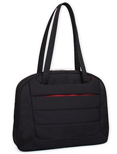 Veroli Laptoptasche für Frauen - Damenkuriertasche - Elegante laptop Tasche für 15,6 Zoll-Laptops
