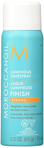 MOROCCANOIL - Luminöses Haarspray strong hold 75ml