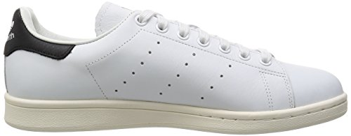 adidas Herren Stan Smith Basketballschuhe Weiß (Footwear White/footwear White/core Black)