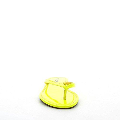 by swan ,  Infradito donna Giallo (giallo)