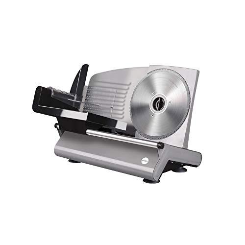 eldom Cortadora Eléctrica de Cocina KR350 para Rebanadas Finas Y Gruesas, 150 W