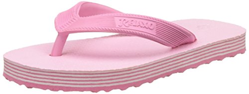Relaxo Unisex Pink Flip-Flops and House Slippers - 7 kids UK/India (24 EU)(PKPK0007)  available at amazon for Rs.53