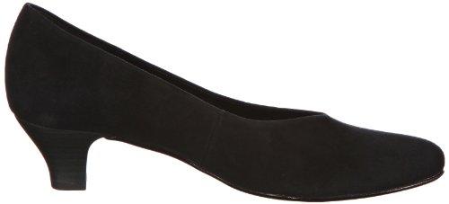 Gabor Shoes Comfort 76.020.47 Damen Pumps Schwarz (Schwarz)