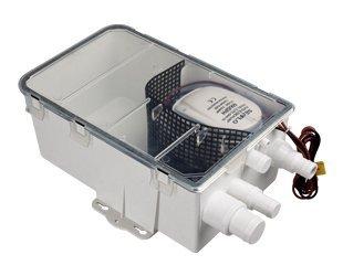 Amarine-made Boat Marine Shower Sump Pump Drain Kit System Shower