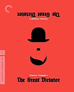 The Great Dictator (The Criterion Collection) [Blu-ray]
