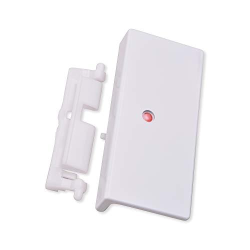 Manija de puerta para frigorífico congelador con muelle Bosch 00059129